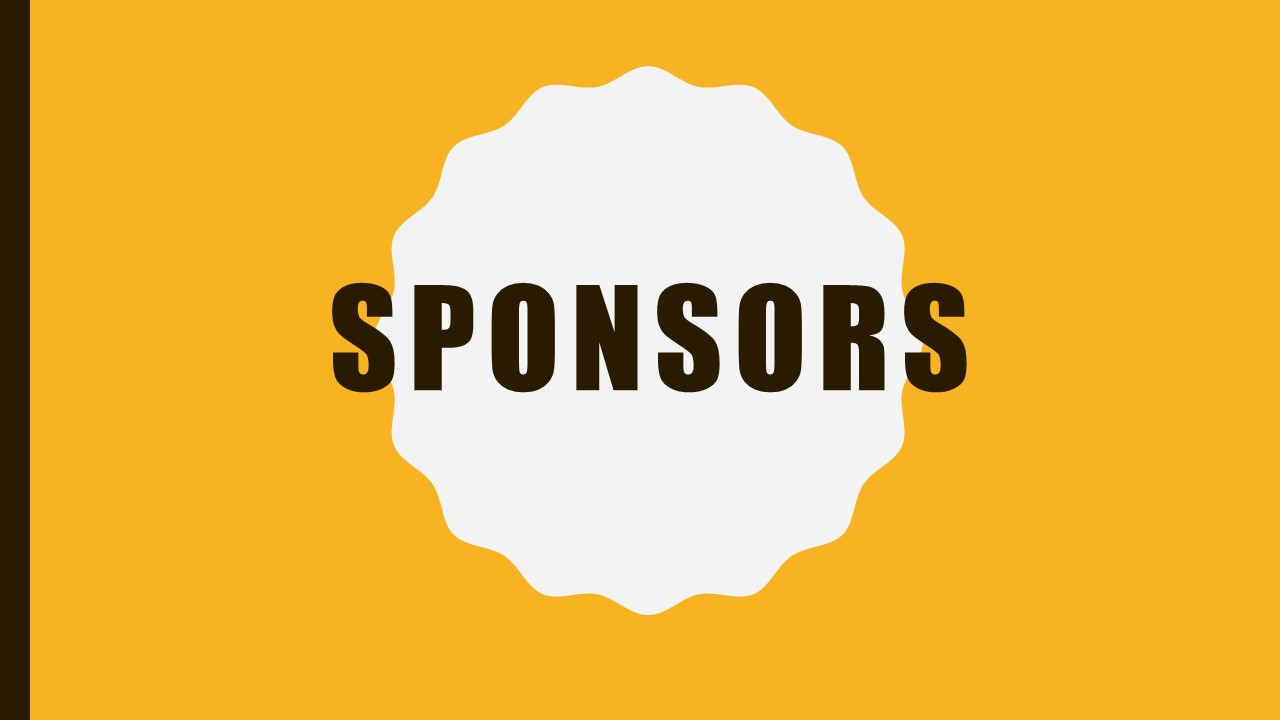Sponsors and Community Partners