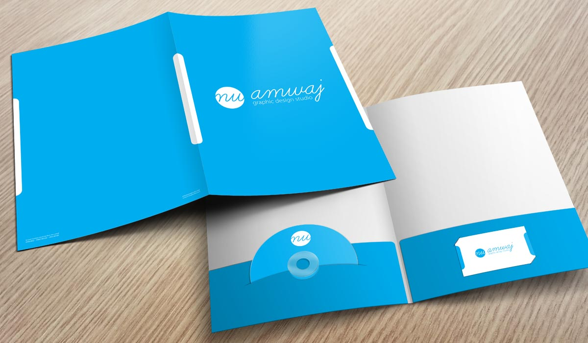 Folders with business card slot arts arts presentation folder with business card slot arts colourmoves