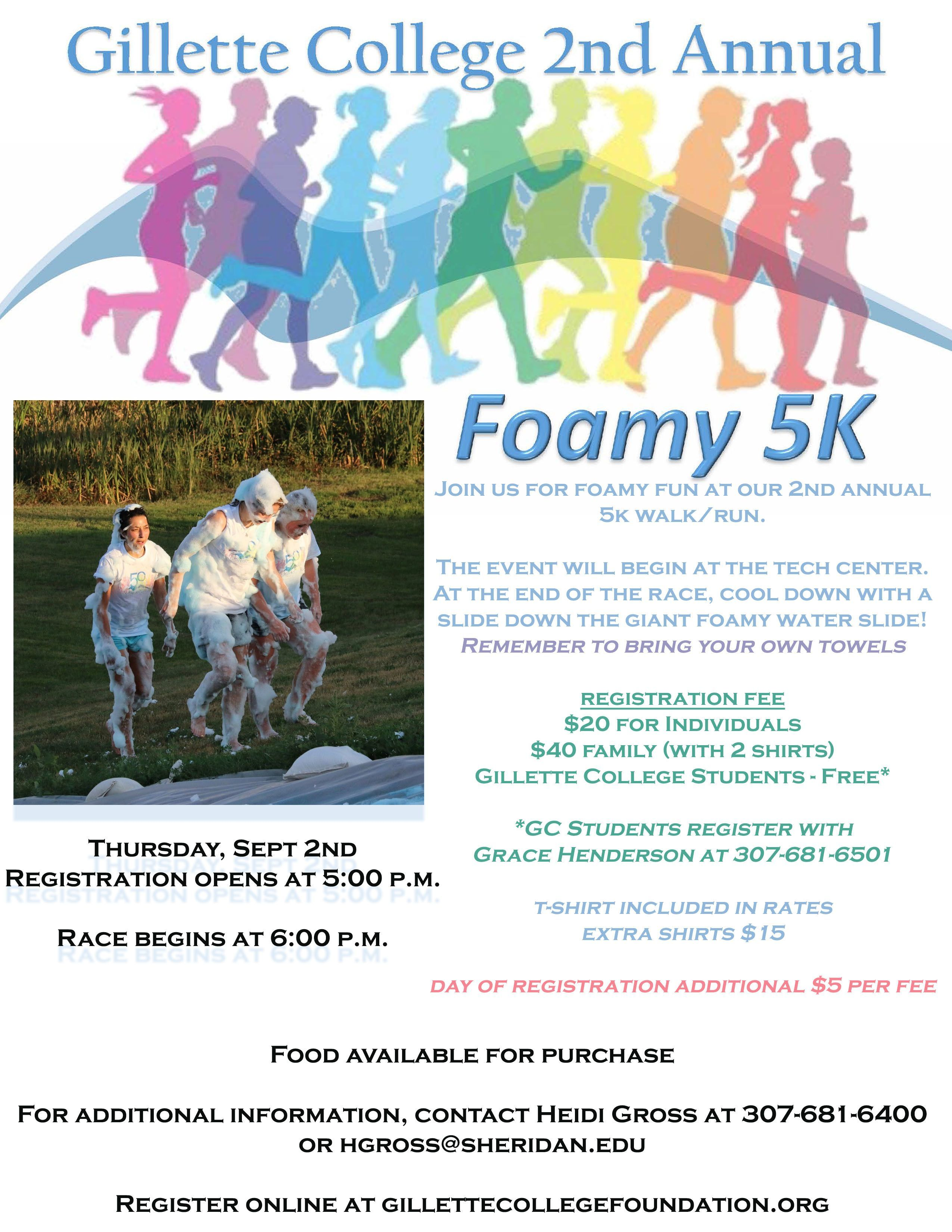 Foamy 5K