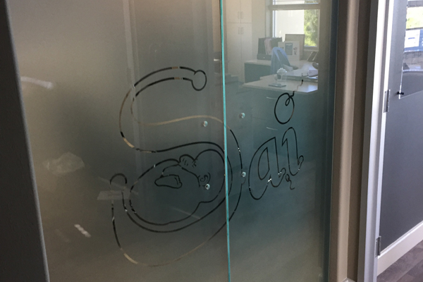 FROSTED GLASS 5