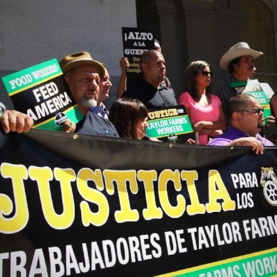 The Justice at Taylor Farms Campaign