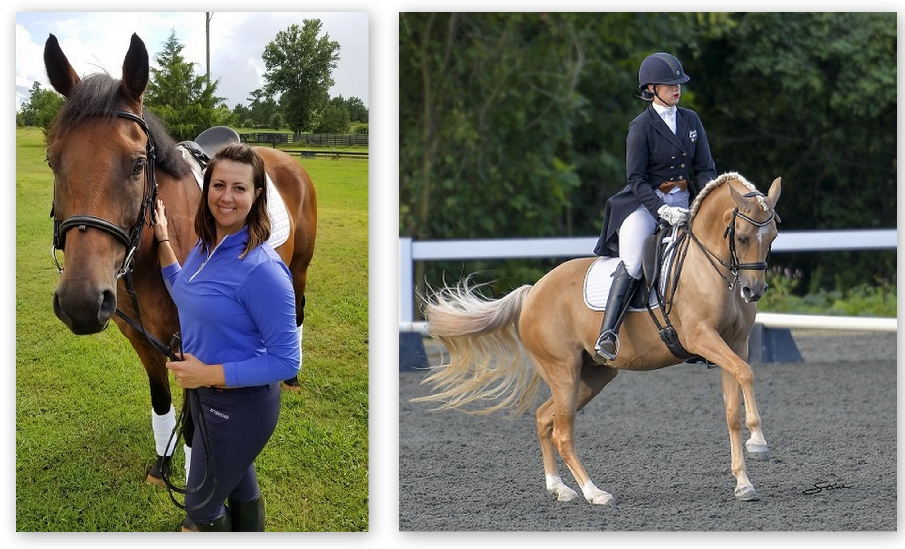 TDF Awards Continuing Education Grants To Two Dressage Instructors