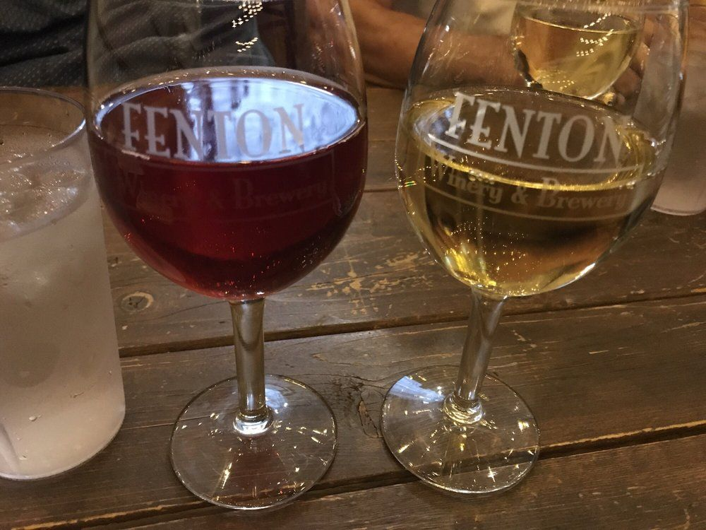 Fenton Winery & Brewery Tasting for 6