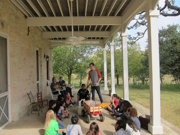 FARM:  Docent Volunteer Open House
