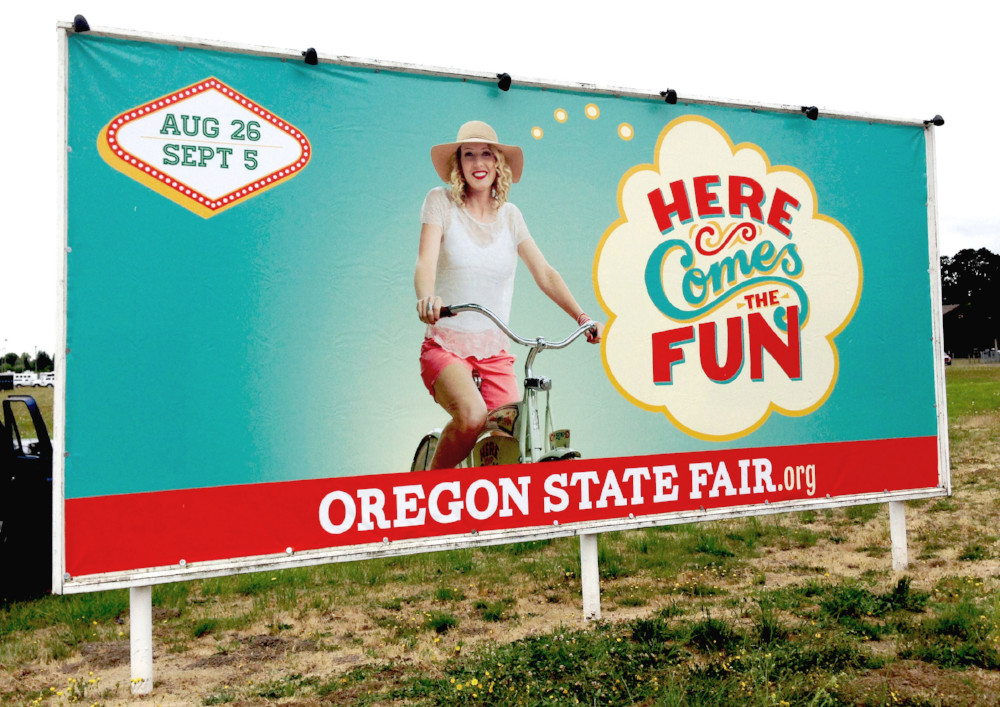 Oregon State Fair 2016