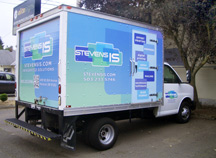 Steven's Van Graphics