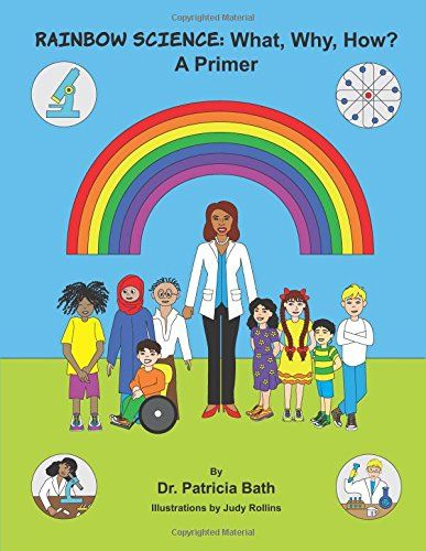 DR. PATRICIA BATH, CLASS OF 1968, PUBLISHES NEW CHILDREN'S NOVEL