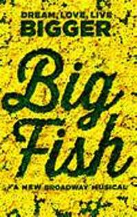 "Daniel Wallace's ""Big Fish"" opens on Broadway"