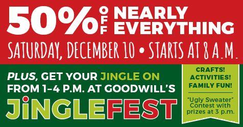 Goodwill Denver Hosts First Jingle Fest