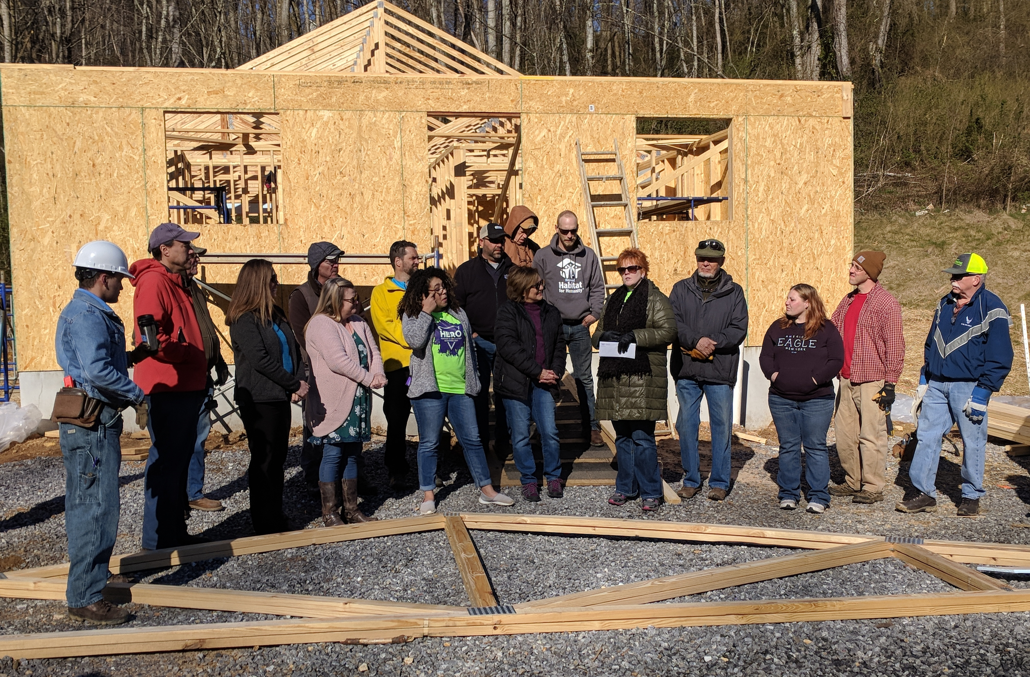 Harrah's provides funding for 50th home