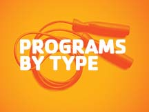 Programs by Type