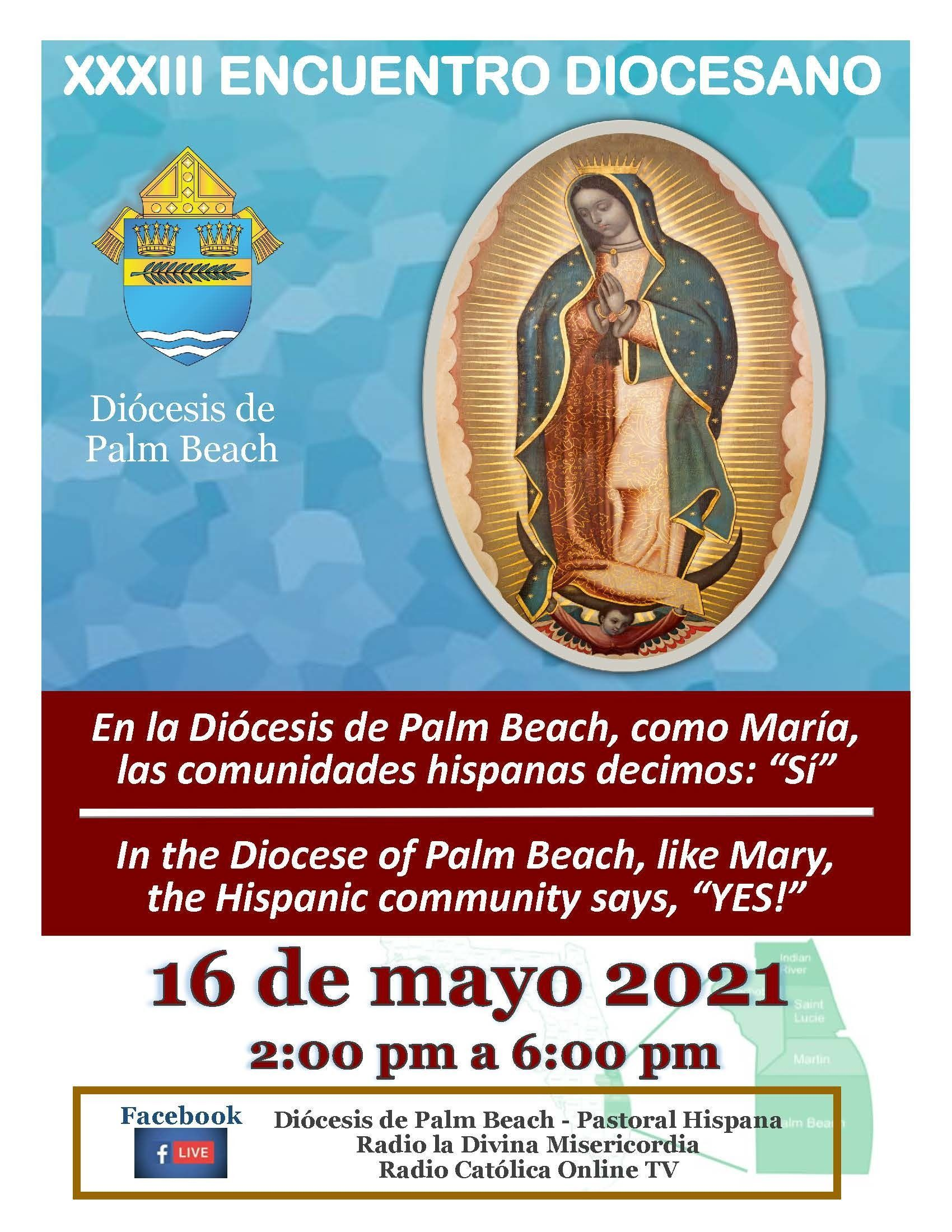 XXXIII Encuentro Diocesano