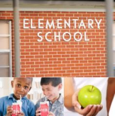 Milk & Elementary Snack Program