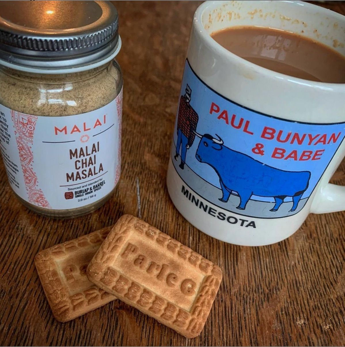 Real Food for Real People - Masala Chai