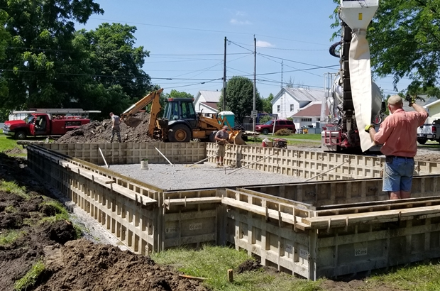 Be a part of our Elida Build