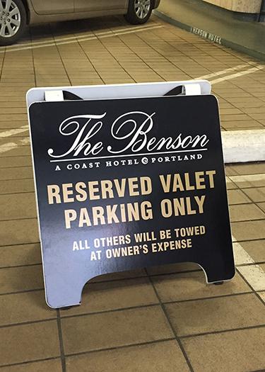 THE BENSON