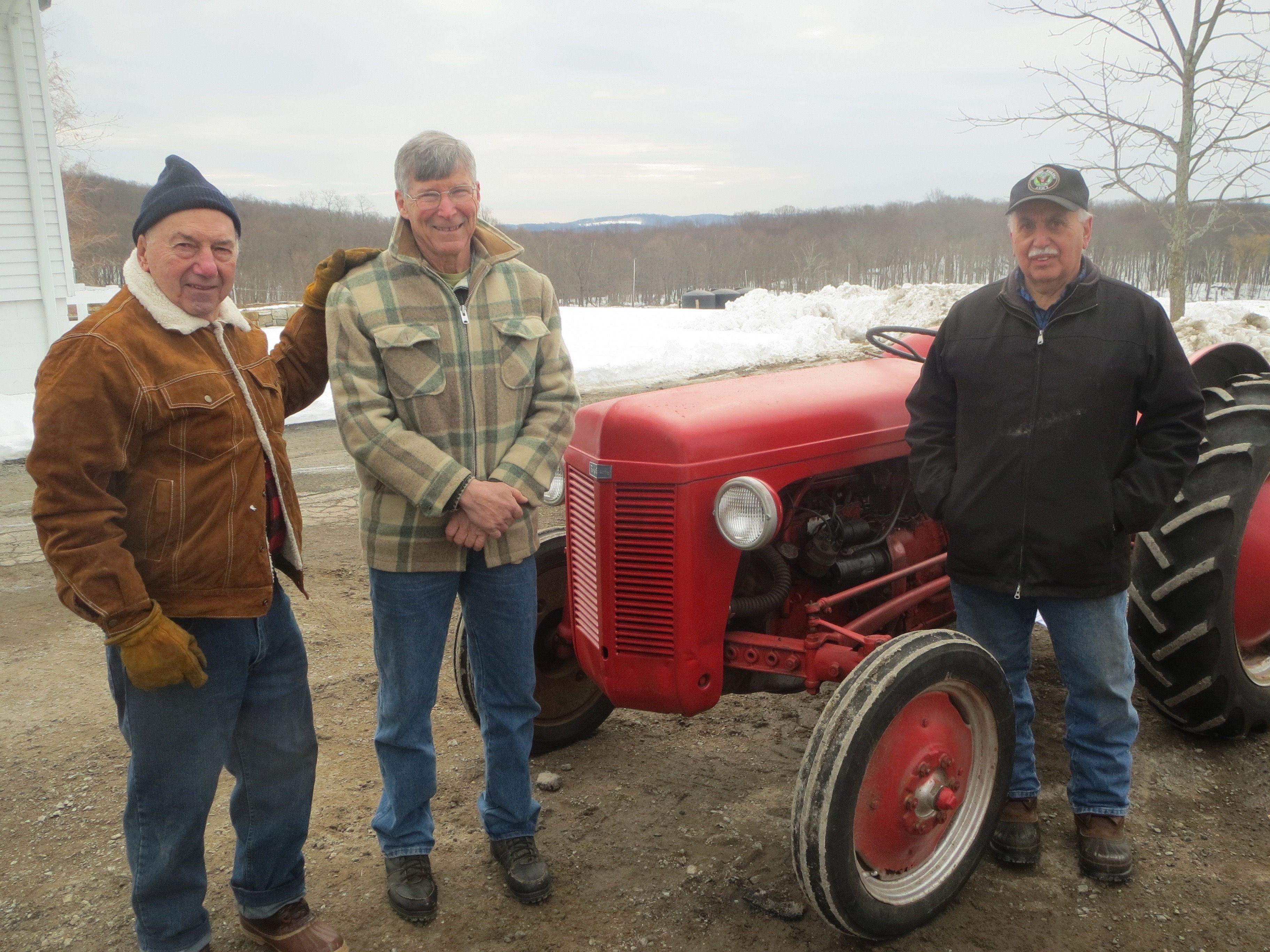 Grange Tractor Club