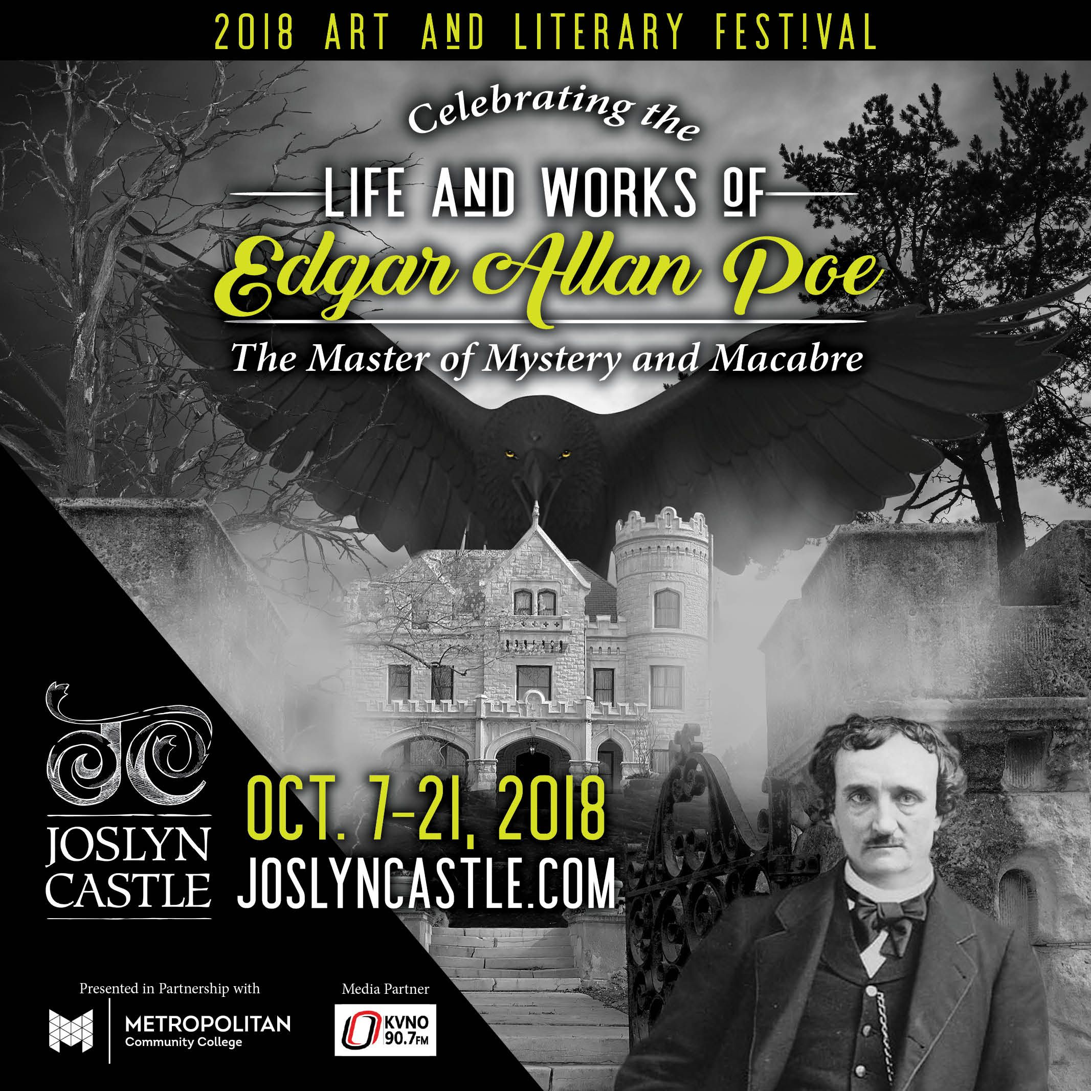 Announcing the 9th Annual Art and Literary Festival