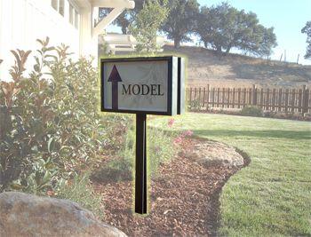 Model ID Signs