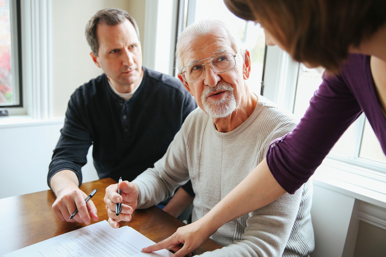 Live Webinar: Dementia Conversations: Driving, Doctor Visits, Legal & Financial Planning