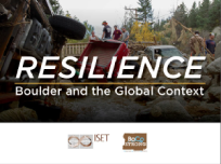 Resilience: Boulder and the Global Context