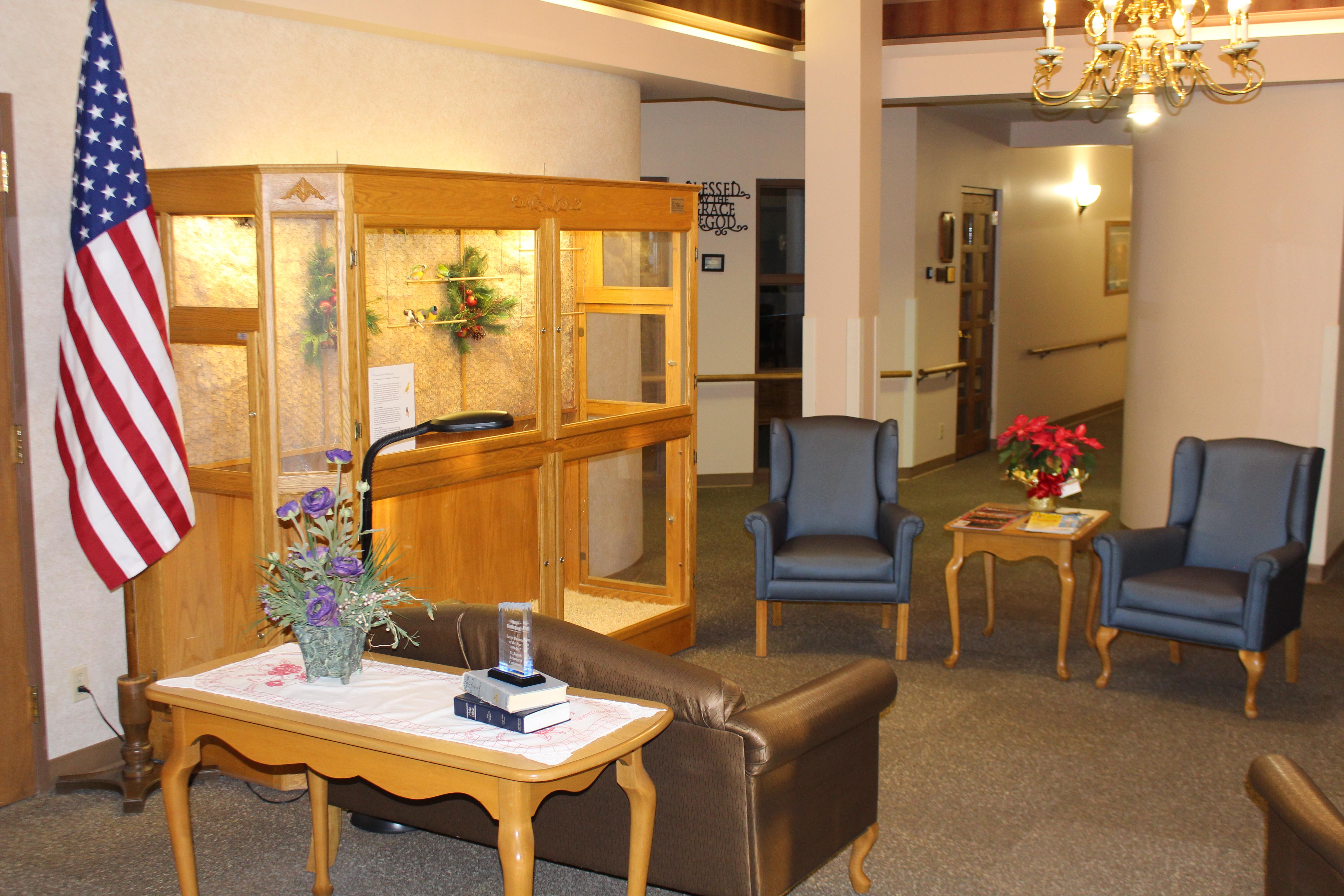 1st Floor Lobby