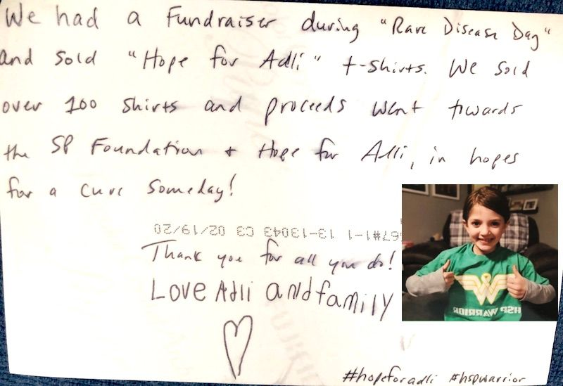 Rare Disease Fundraiser