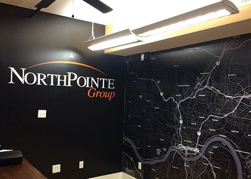 NorthPointe Group Wall Wrap 1