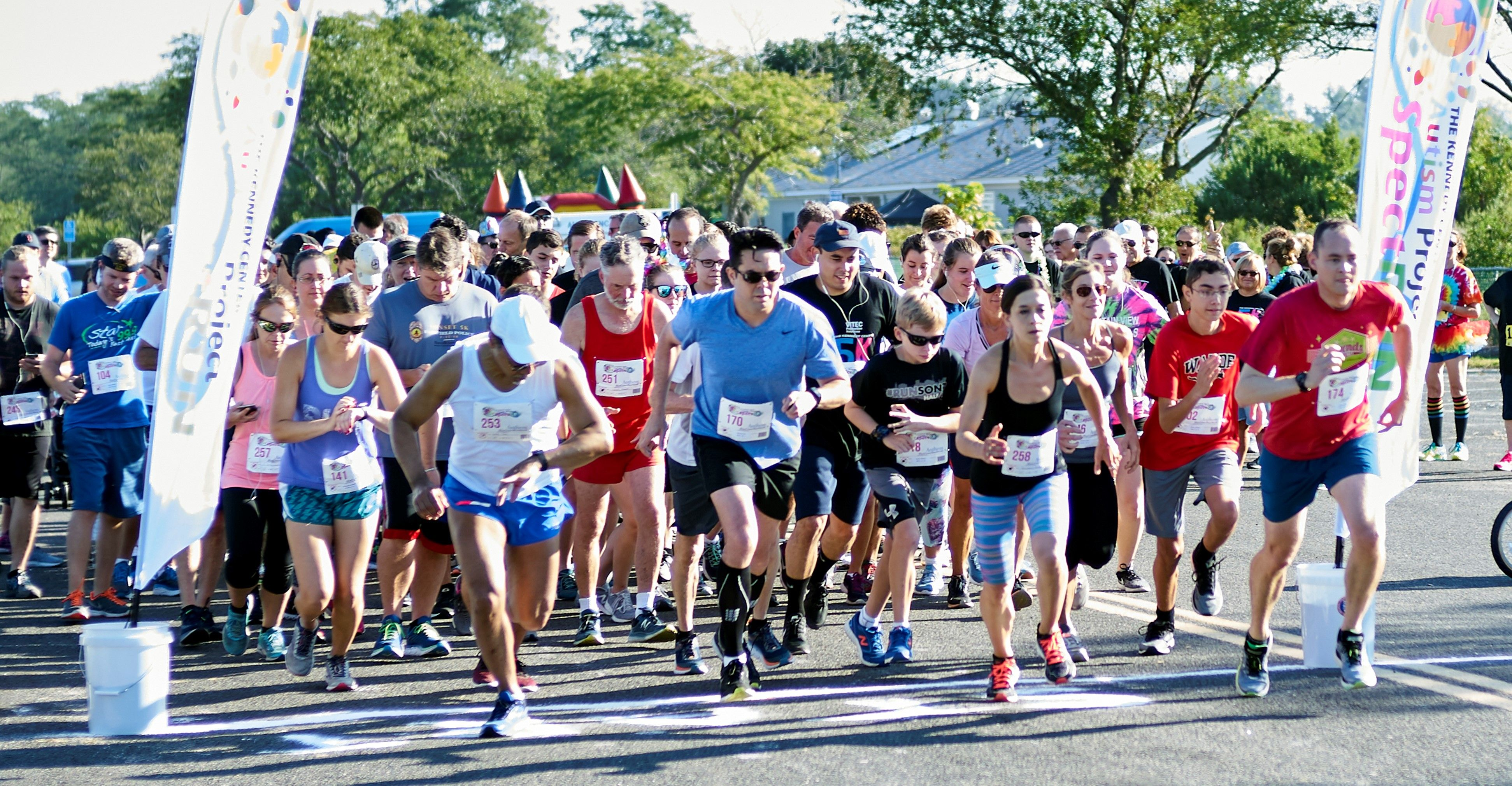 Registration is Open for the Autism SpectRUN on Sunday, Sept. 8, 2019
