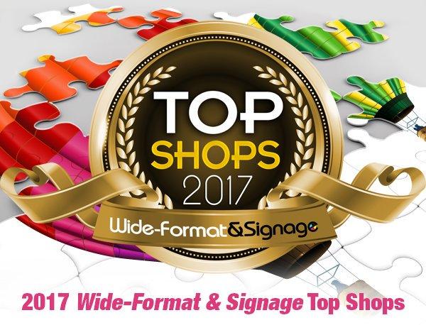 2017 Top Wide Format
