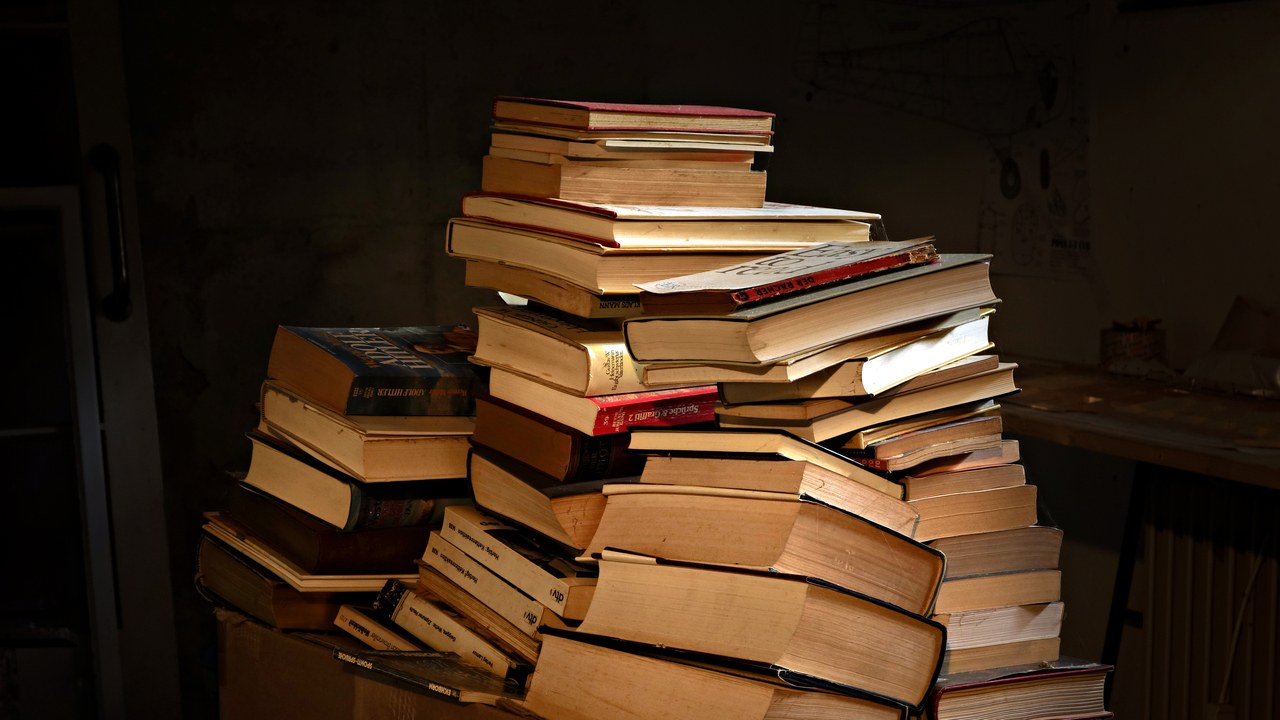 How the State, Prisons, and Guards Keep Books from Incarcerated People