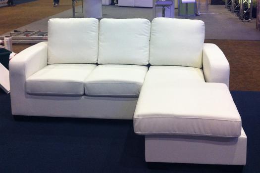 Sofa With Chaiz