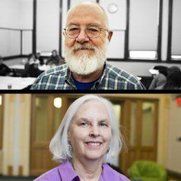 Two UMW Professors Earn Title of Professor Emeritus