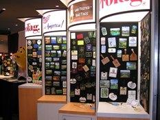 PGA Show display
