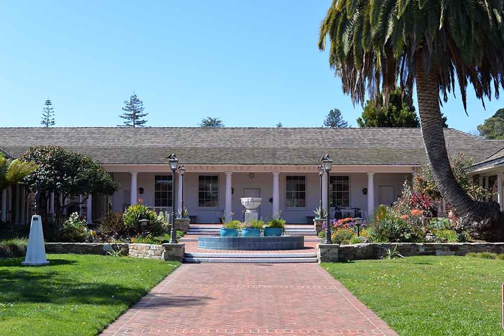 Advocacy Program City of Santa Cruz