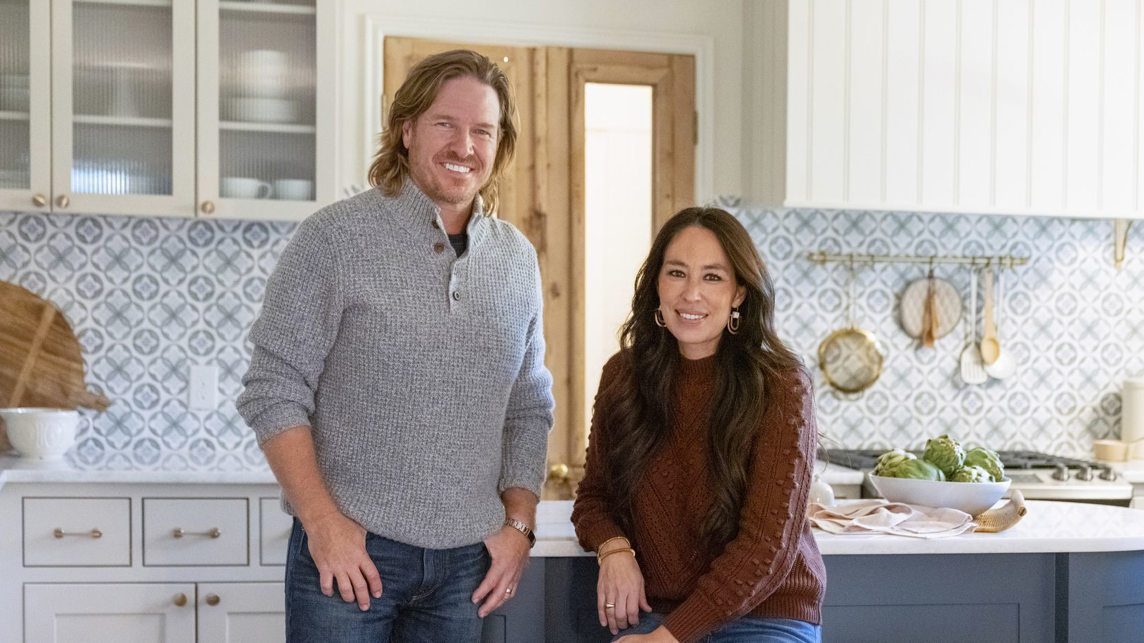 Chip and Joanna Gaines of 'Fixer Upper' have a relative running for Grapevine-Colleyville ISD school board