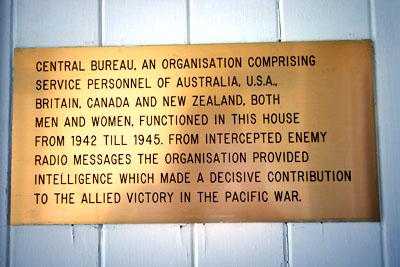 1942: Central Bureau Established