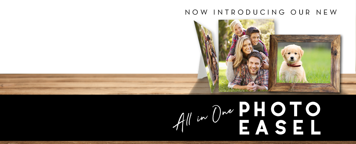 All-In-One Photo Easel