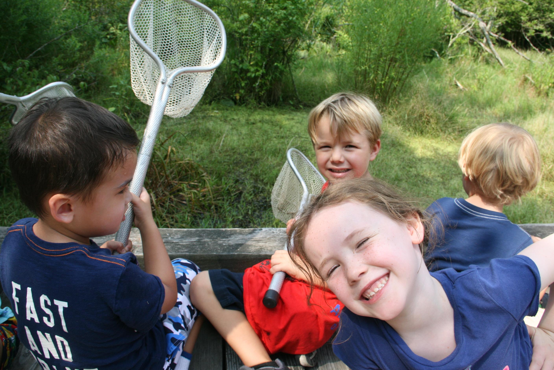 April School Vacation Week Nature Activities