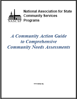 NASCSP: A Community Action Guide to Comprehensive Community Needs Assessments