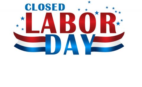 Labor Day - September 3, 2018