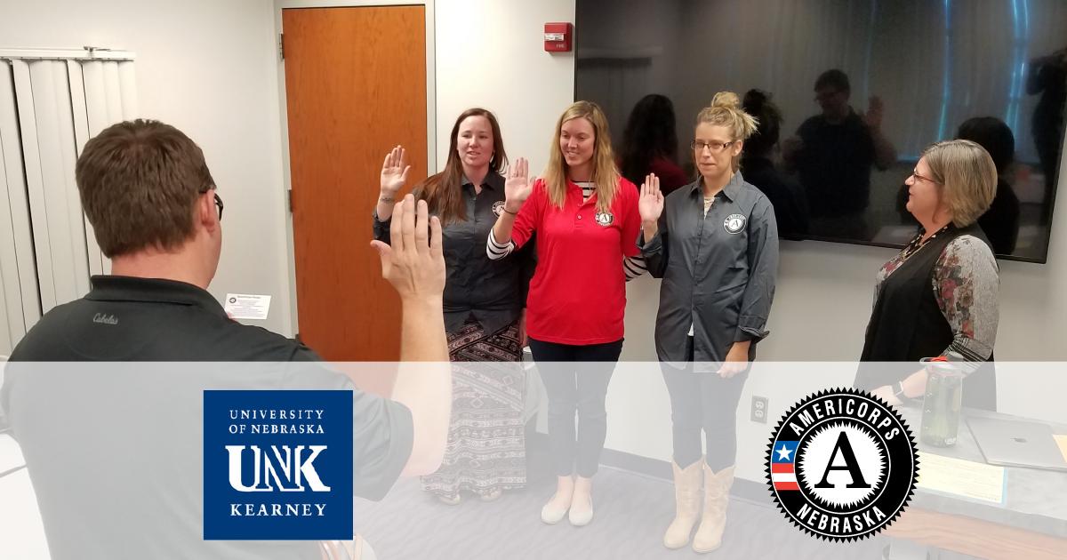 University of Nebraska Kearney - Counseling and School Psychology AmeriCorps Program