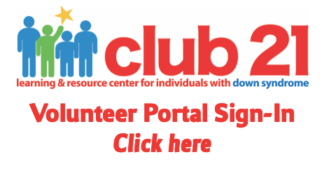 Volunteer Portal Sign-In