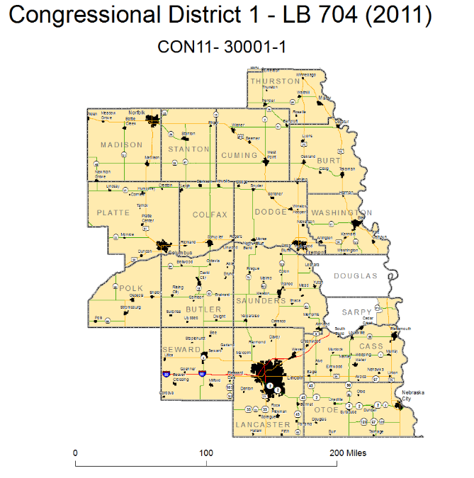 Congressional District 1