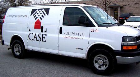 Case van