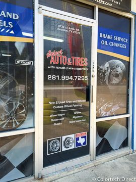 Storefront Graphics