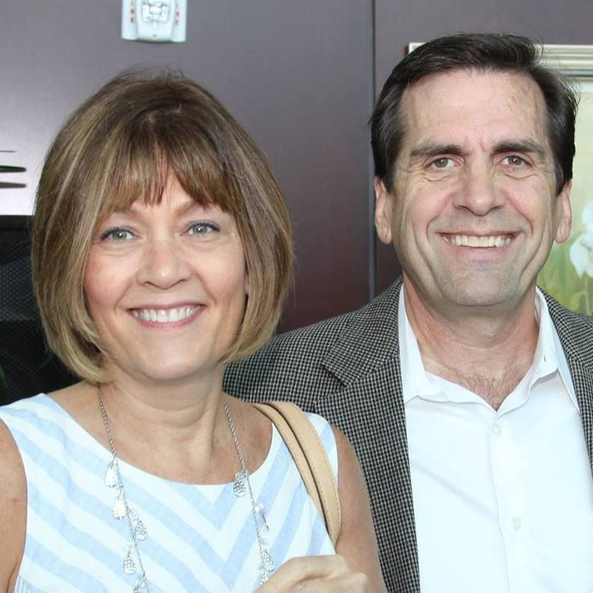 Jim and Jane Sweeney
