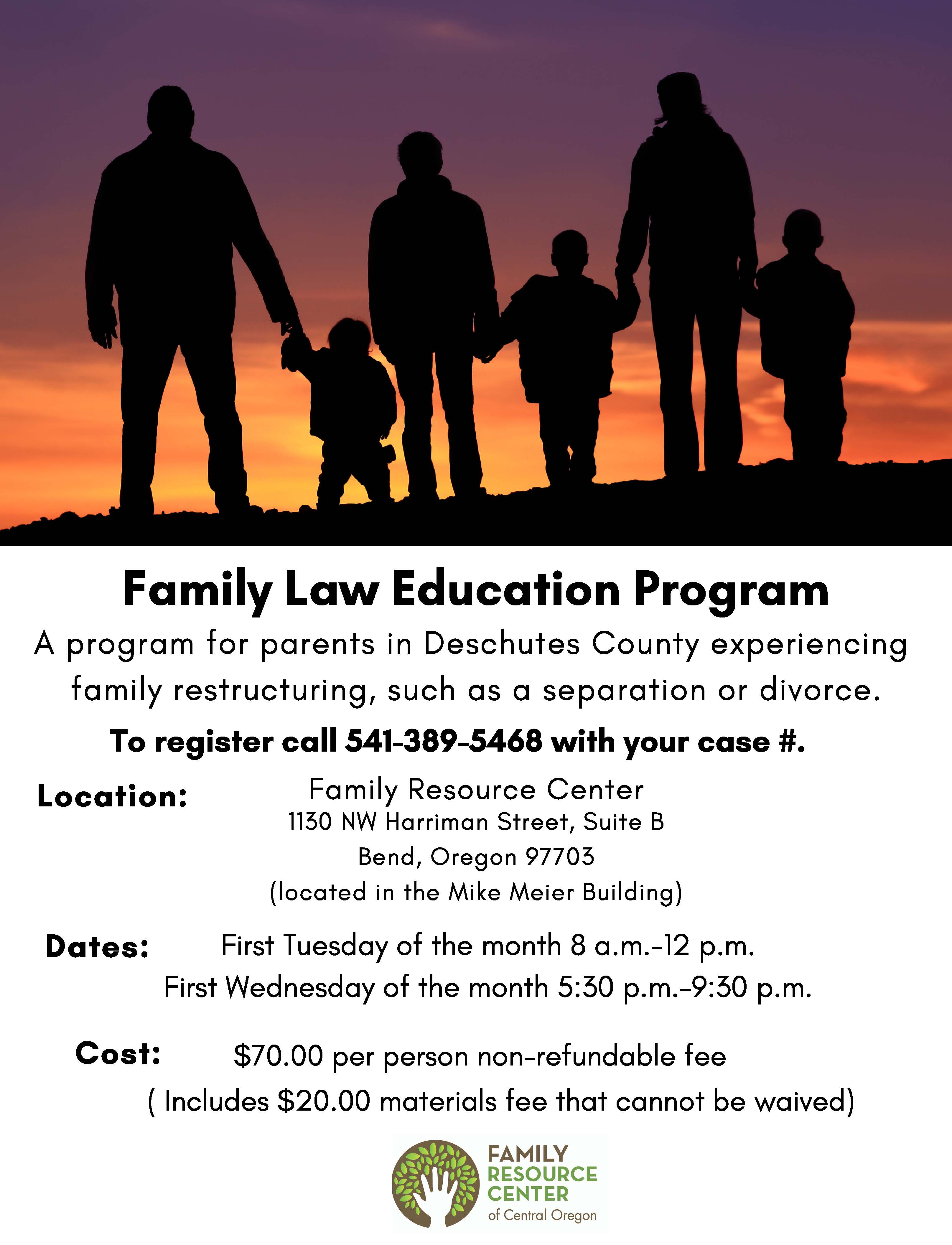 Family Law Education Program