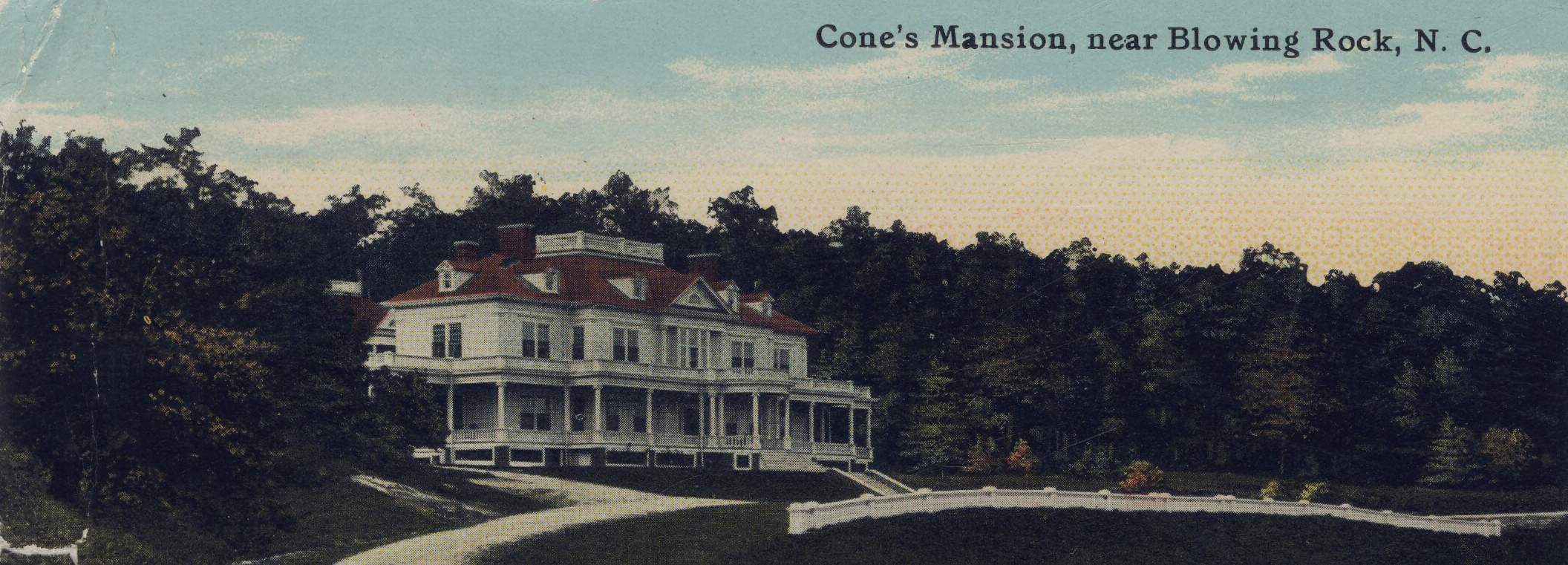 Modern Visions, Mountain Views: The Cones of Flat Top Manor