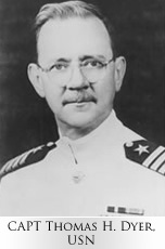 1954: First NSA Historian - CAPT Thomas Dyer, USN